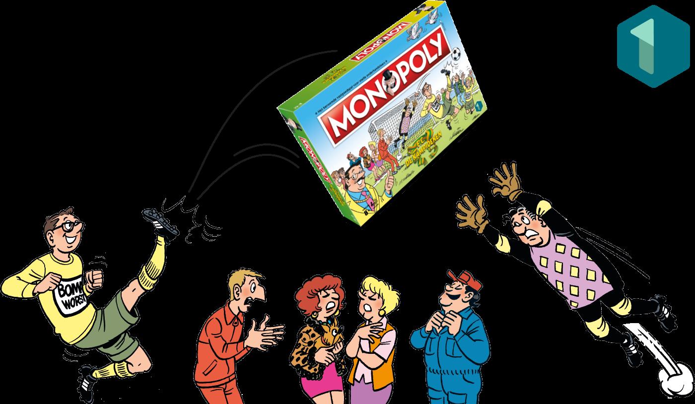 monopoly fc de kampioenen